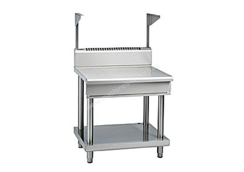 Waldorf 800 Series BT8900S-LS - 900mm Bench Top With Salamander Support `` Leg Stand