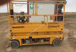 Haulotte Scissor Lift electric