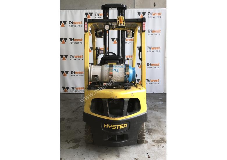 Hyster counterbalance 1.8t forklift