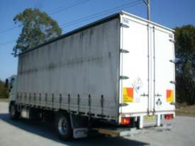Hino GH 1728-500 Series Curtainsider Truck - picture3' - Click to enlarge