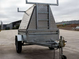 8ft x 5ft Single Axle Tradesman Trailer  - picture2' - Click to enlarge