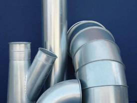 Hard and Flexible Ducting - Quick Fit Modular Duct - picture0' - Click to enlarge