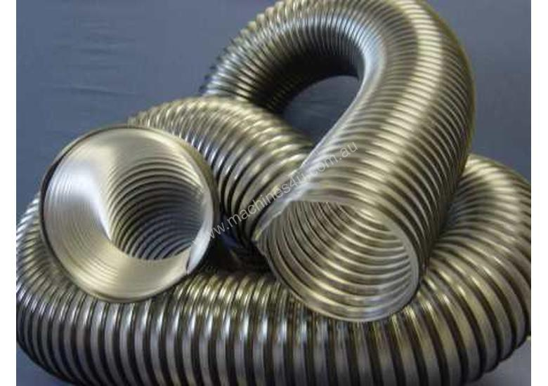 Hard and Flexible Ducting - Quick Fit Modular Duct