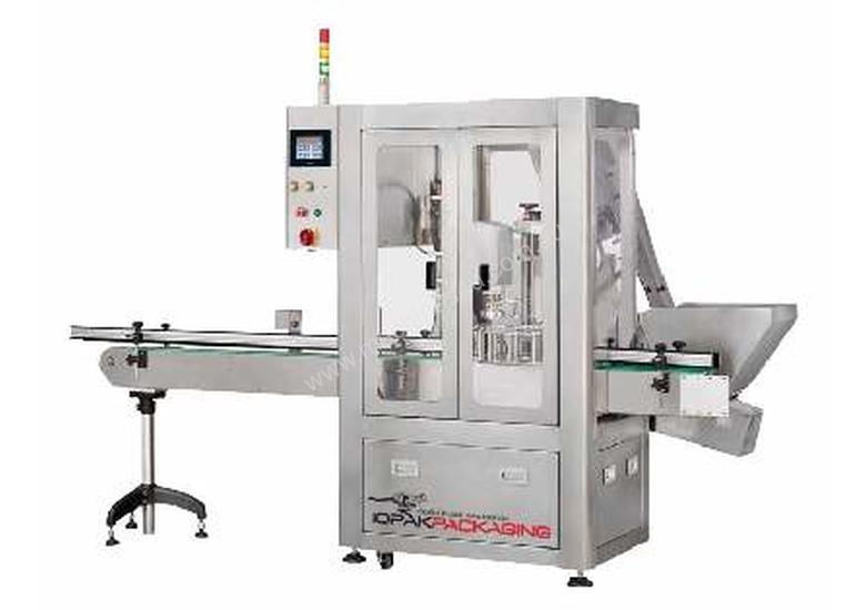 Fully Automatic Capper