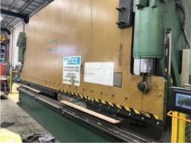 Kleen CNC Pressbrake - picture4' - Click to enlarge