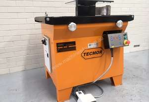 Tecmor NC Controlled 34mm capacity Rebar Bender