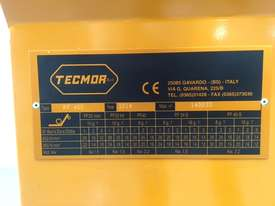 Tecmor NC Controlled 34mm capacity Rebar Bender - picture7' - Click to enlarge