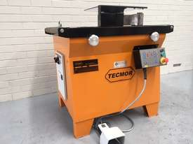 Tecmor NC Controlled 34mm capacity Rebar Bender - picture0' - Click to enlarge