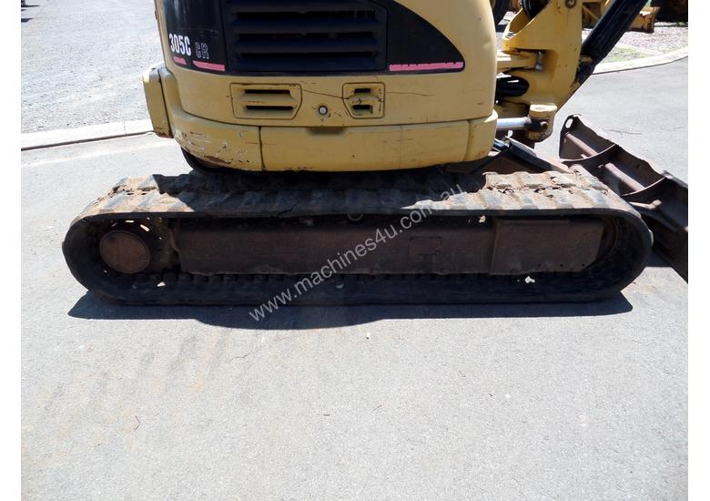 2007 Caterpillar 305C CR Excavator *CONDITIONS APPLY*