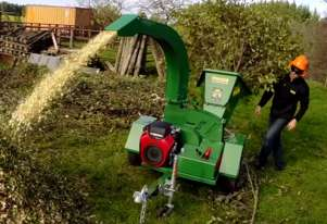 Hansa C21 Chipper - 130mm (5