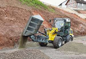 Wacker Neuson WL52 Articulated Wheel Loader