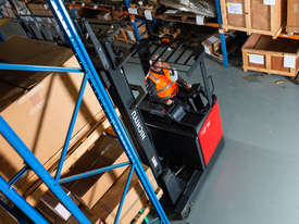 New Electric Sit-on Reach Truck For Sale - picture3' - Click to enlarge