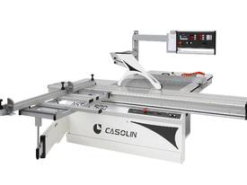 PANEL SAW ASTRA 500 CASOLIN 5 AXIS CNC O/HEAD CONTROL, 3 DRT, 3.8M TABLE, 1.3M RIP, M/MOTOR 7.5HP, Q - picture0' - Click to enlarge