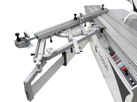 PANEL SAW ASTRA 500 CASOLIN 5 AXIS CNC O/HEAD CONTROL, 3 DRT, 3.8M TABLE, 1.3M RIP, M/MOTOR 7.5HP, Q - picture8' - Click to enlarge