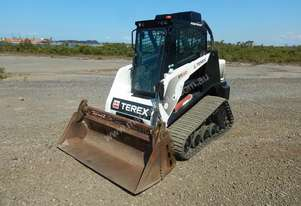 2009 Used Terex PT60 Tracked Skidsteer Loader