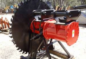 Rock Saw Rocksaw Hydrapower 12-14 Ton