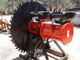 Hydrapower Rock Saw 12-14 Ton - picture0' - Click to enlarge