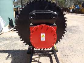 Hydrapower Rock Saw 12-14 Ton - picture13' - Click to enlarge