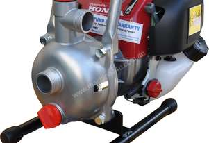 Honda 1 HP Aussie QP1 Pump GX25 Fire Irrigation Water Diesel Transfer Pumps