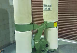 Baker DE4 Twin bag dust extractor