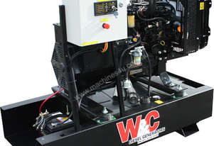 11kVA, 3 Phase, Diesel Standby Generator with Crossley Engine