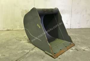 UNUSED 600MM DIGGING BUCKET TO SUIT 6-8T EXCAVATOR E034