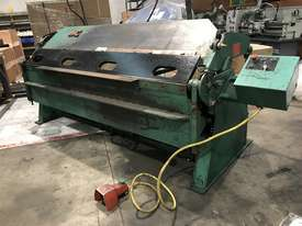 Aust Made 2500mm x 3mm Hydraulic Panbrake For Sale - 2 Sets Top Blades Included - picture0' - Click to enlarge