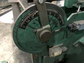 Aust Made 2500mm x 3mm Hydraulic Panbrake For Sale - 2 Sets Top Blades Included - picture2' - Click to enlarge