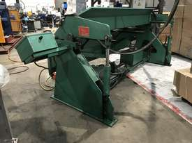 Aust Made 2500mm x 3mm Hydraulic Panbrake For Sale - 2 Sets Top Blades Included - picture6' - Click to enlarge
