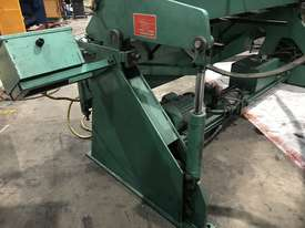 Aust Made 2500mm x 3mm Hydraulic Panbrake For Sale - 2 Sets Top Blades Included - picture7' - Click to enlarge