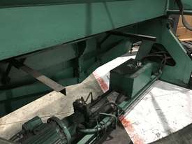 Aust Made 2500mm x 3mm Hydraulic Panbrake For Sale - 2 Sets Top Blades Included - picture8' - Click to enlarge