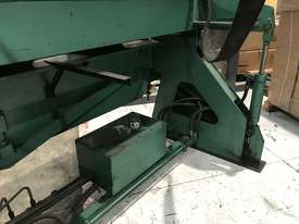 Aust Made 2500mm x 3mm Hydraulic Panbrake For Sale - 2 Sets Top Blades Included - picture9' - Click to enlarge