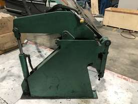 Aust Made 2500mm x 3mm Hydraulic Panbrake For Sale - 2 Sets Top Blades Included - picture14' - Click to enlarge