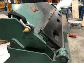 Aust Made 2500mm x 3mm Hydraulic Panbrake For Sale - 2 Sets Top Blades Included - picture16' - Click to enlarge
