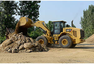 CATERPILLAR 950 GC WHEEL LOADERS