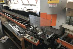 Elumatec Double mitre saw elumatic