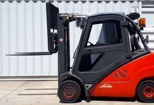 Used Forklift:  H20D Genuine Preowned Linde 2t