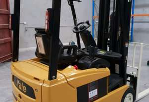 Yale Electric Forklift, Like New Condition