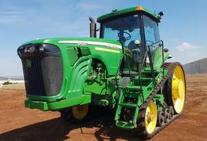 John Deere 8420T Tractor with NEW 18 INCH TRACKS