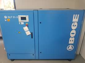 Boge SLF51-3 Rotary Screw Air Compressor Variable Speed Direct Drive - picture0' - Click to enlarge