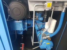 Boge SLF51-3 Rotary Screw Air Compressor Variable Speed Direct Drive - picture2' - Click to enlarge