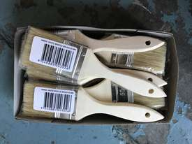Paint Brush 50mm White Bristle - Box of 12 - picture0' - Click to enlarge