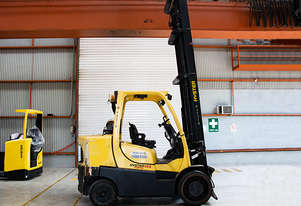 1.55T LPG Counterbalance Forklift