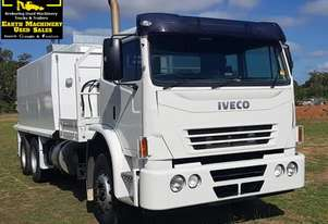 14,000ltr Iveco Acco Water Truck, 256k kms. EMUS TS441