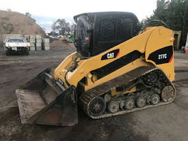 Caterpillar CAT 277C Track loader MACHTL - picture0' - Click to enlarge