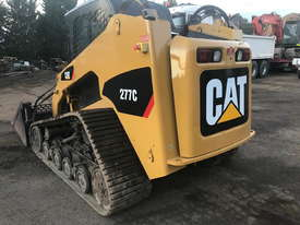 Caterpillar CAT 277C Track loader MACHTL - picture1' - Click to enlarge