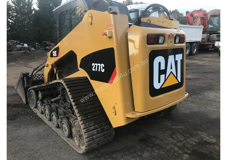 Caterpillar CAT 277C Track loader MACHTL