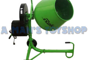 CEMENT MIXER 2.2 CU FT 450WATT ELECTRIC