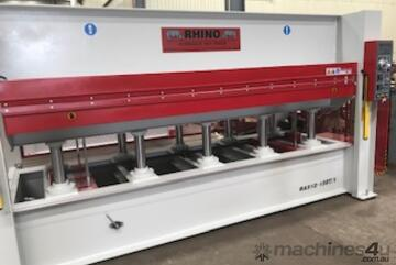 HOT PRESS 150T X 3650*1500MM PLATEN *ON SALE IN STOCK SEAFORD VIC*