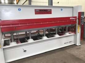 RHINO SINGLE DAYLIGHT HOT PRESS 150T 3650*1500MM PLATEN - picture1' - Click to enlarge
